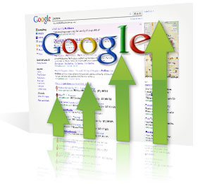 google ranking improvement