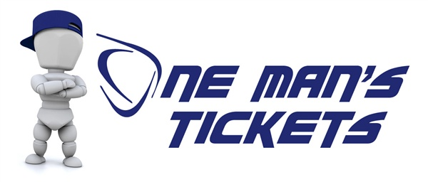 Ones Man ticket logo