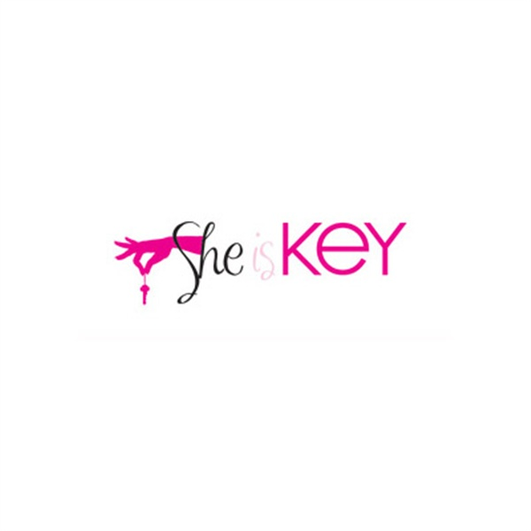 She is key logo