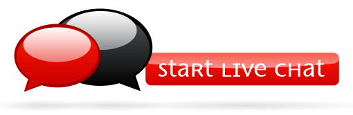 live chat web design